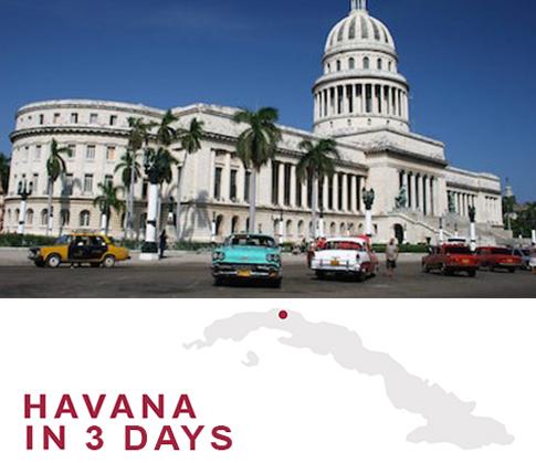 Havana 3 Days