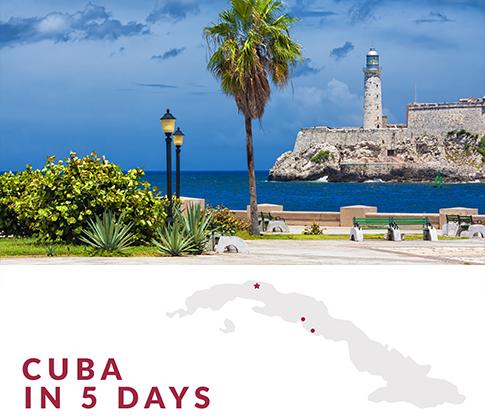 Havana 5 Days